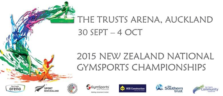 2015 New Zealand National GymSports Championships