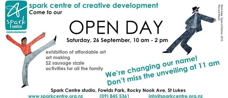 Spark Centre Open Day