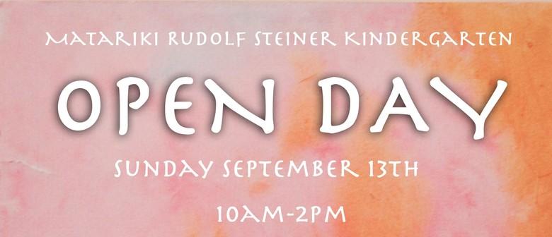 Matariki Rudolf Steiner Kindergarten Open Day