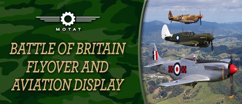 Battle of Britain Commemoration