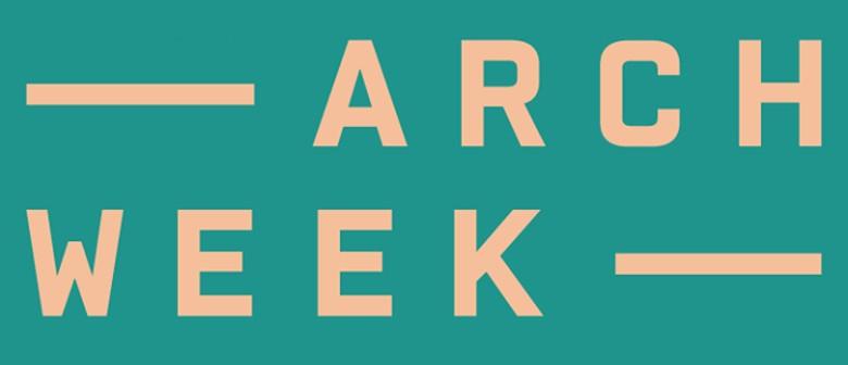 Architecture Week  – Wellington Walks and Talks