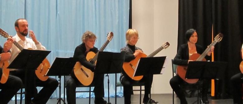 Christchurch Guitar Society Open Meeting