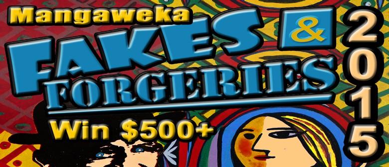 Mangaweka Fakes & Forgeries And Christmas Fayre