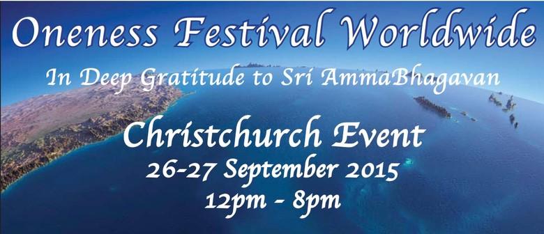 Oneness Festival Worldwide