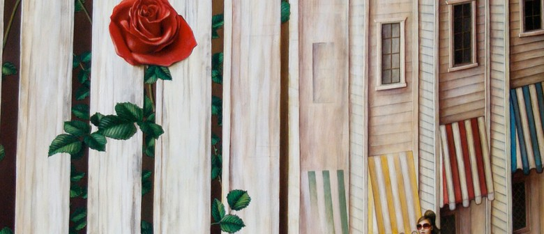 Intrepid Tuesday - Paintings By Joanna Upperton