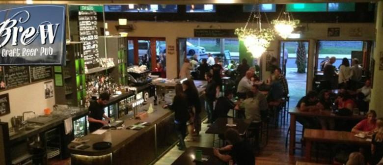 Tuatara vs Croucher in Meet the Brewers Night