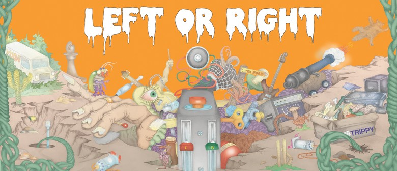 Left Or Right - The 'Trippy' Album Release Tour