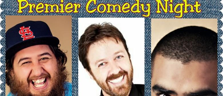 Premier Comedy Night -