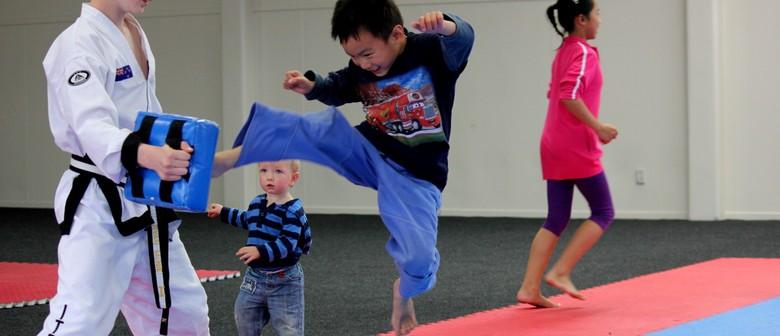 Taekwon-Do School Holiday Programme