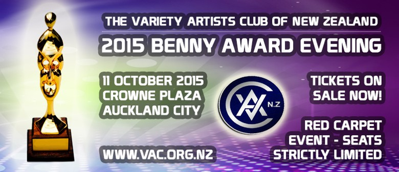 VAC Benny Award Evening