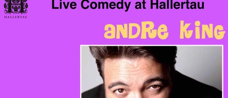 Live  Comedy at Hallertau