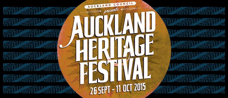 Auckland Heritage Festival: Auckland Museum