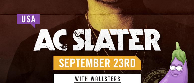 The Wall Auckland ft. AC Slater (USA)