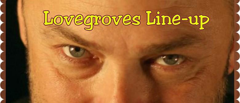 Lovegroves line-up