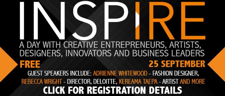 Inspire - Inspirational Creative & Business Seminars