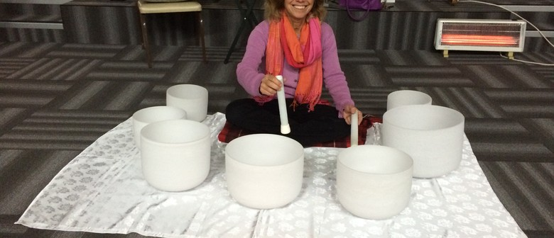 Meditation with Crystal Bowls