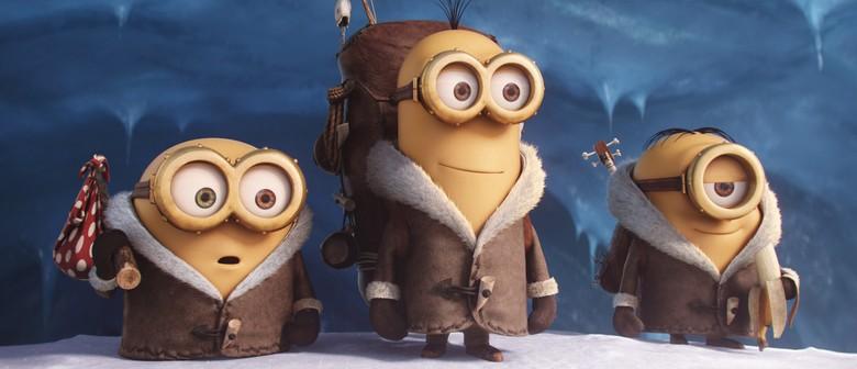 Kowhai Festival Movie Night - Minions