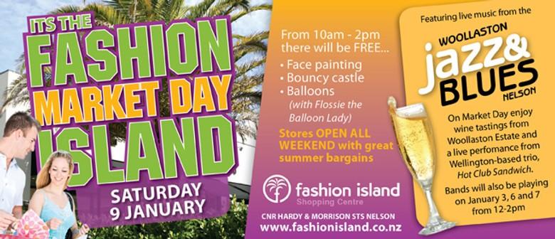 Woollaston Jazz & Blues and Fashion Island Market Day