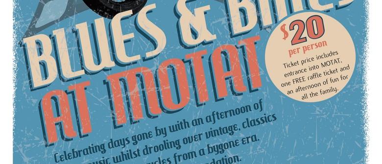 Prostate Cancer Foundation presents Blues & Bikes