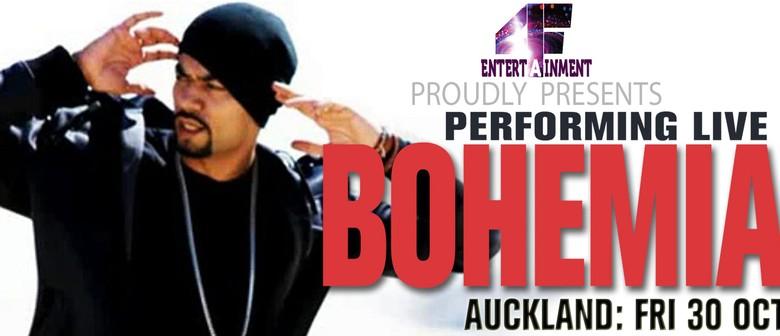 Bohemia Live in NZ