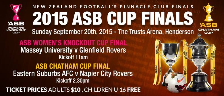 ASB National Cups Finals 2015