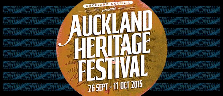 Auckland Heritage Festival: Newmarket Heritage Walk