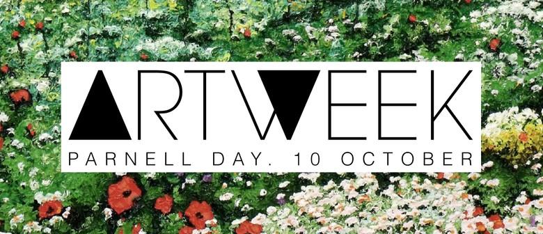 Artweek Parnell Day