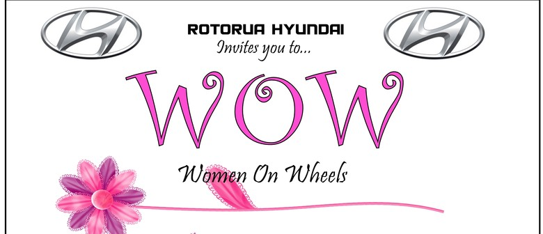 """WOW"" Women On Wheels"