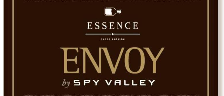 Spy Valley Envoy Wines Degustation Dinner