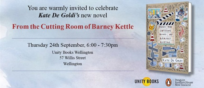 From the Cutting Room of Barney Kettle by Kate De Gouldi