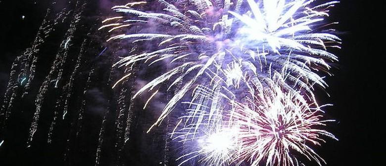 Jukes Carriers Gisborne Guy Fawkes Fireworks Spectacular