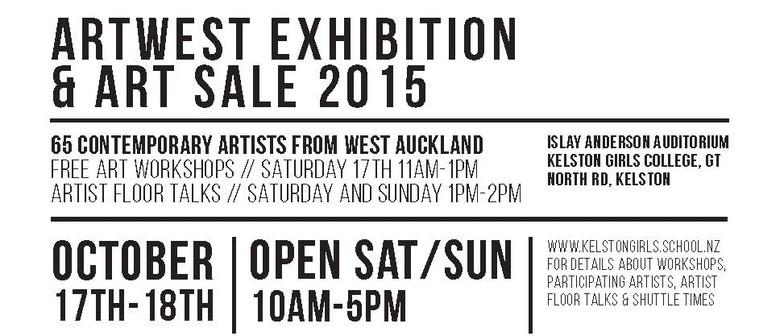 Artwest Exhibition and Art Sale 2015