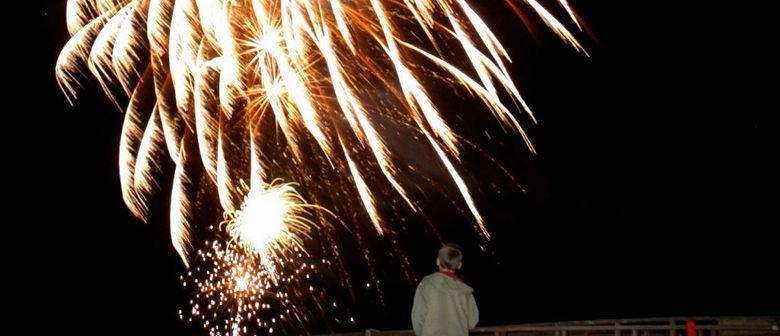 Blast In The Park Fireworks Fundraiser