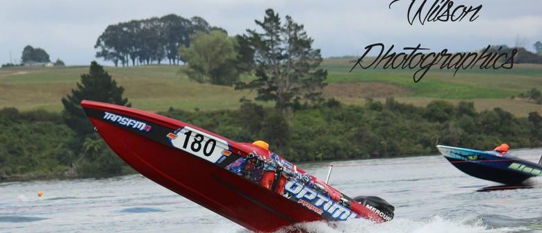 Water Ski Racing North Island Series 1 & 2