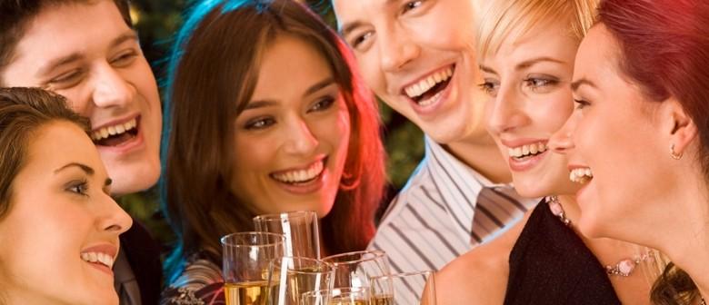 Male Discount Speed Date for Men & Women Age 40 - 50