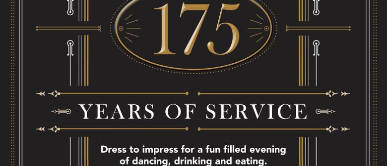 Celebrating 175 years of Service