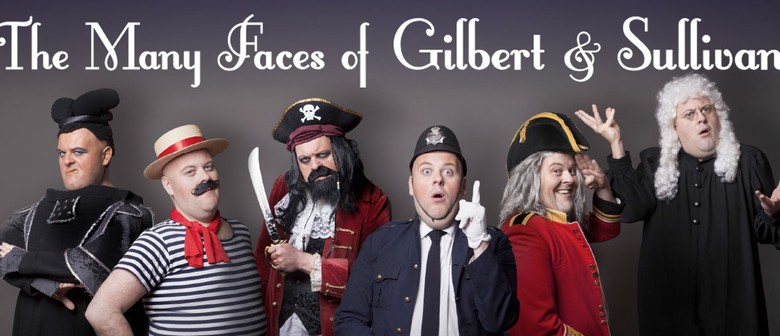 The Many Faces of Gilbert & Sullivan