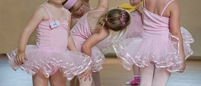 Pre-School Ballet Class 4yrs