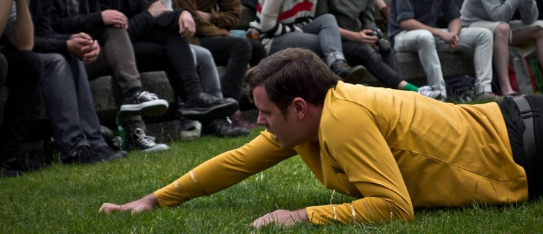 Auditions - Summer Star Trek: Mirror, Mirror
