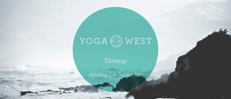 Vinyasa Yoga at Yoga West