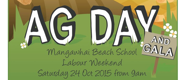 Mangawhai Beach School Ag and Gala Day
