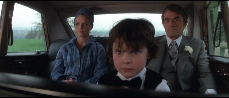 The Omen - Drive-In Movie - Halloween Scaretacular