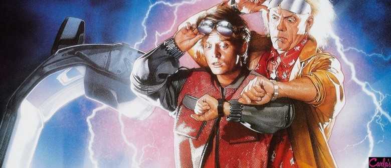 Back To The Future II - Lower Hutt Drive In Movie