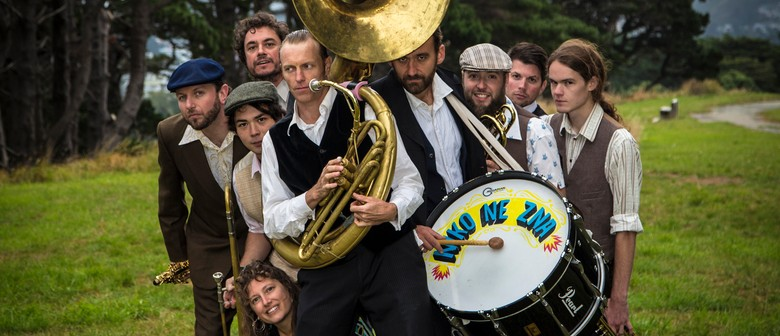 Niko Ne Zna- 9 Piece Balkan Brass Extravaganza