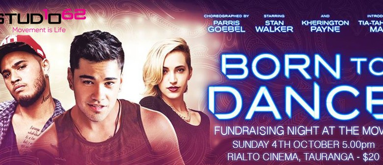 Born to Dance Movie Fundraiser