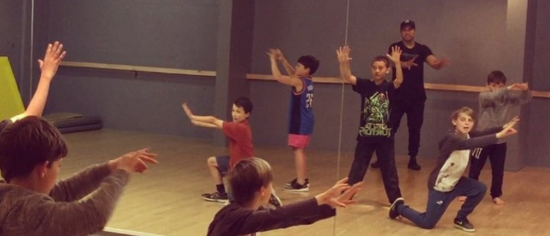 Boys Urban Hip Hop Dance Classes