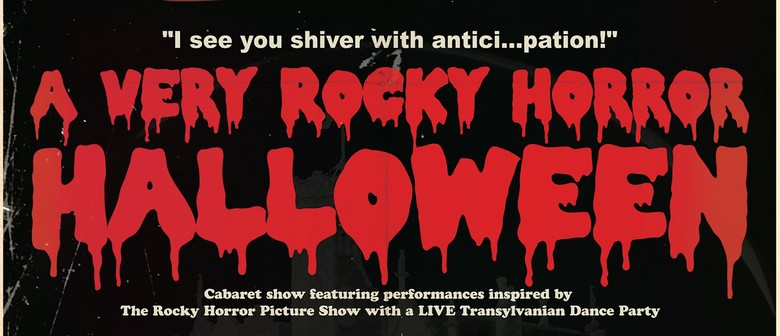 A Very Rocky Horror Halloween