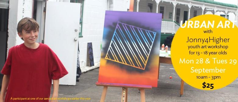 Urban Art Workshop for Youth