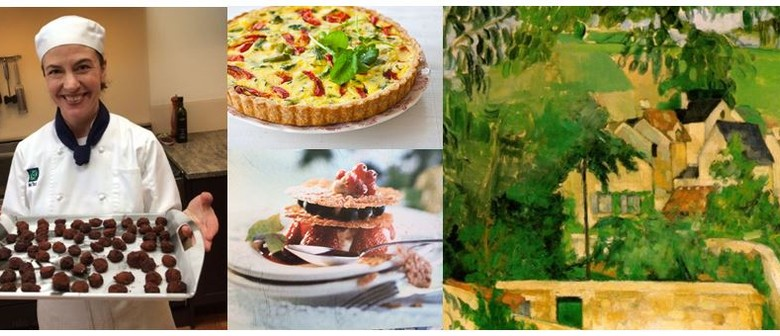 Cooking with the French Impressionists - Paul Cezanne