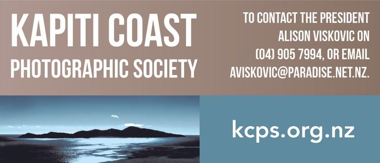 Kapiti Coast Photographic Society Open Evening